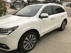 2016 Acura MDX Tech Pkg. Low Kms