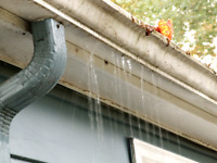 Gutter cleaning, gutter repair, gutter guards, eavestrough
