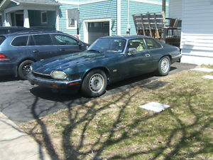 1993 Jaguar XJS Coupe (2 door)