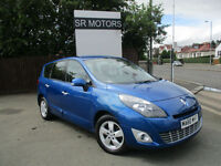 2010 Renault GRD SCENIC DY-IQUE T-T DC(HISTORY,WARRANTY)