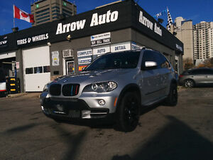 2008 BMW X5 4.8i SUV, Sport package, Nav ect ..fully loaded