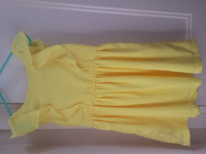 new H&M dress size 4-5 and like new dress size 4