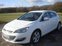 Vauxhall Astra SRi 1.6i 16v VVT Auto
