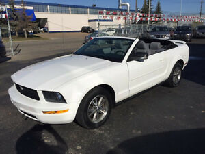 2007 Mustang Convertible LX,Auto..Good Credit  or Bad Call Me