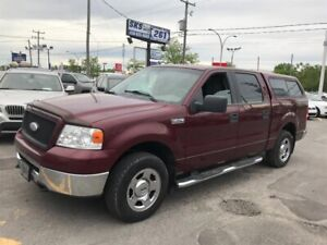 Ford F-150 SuperCrew XLT 4WD 2006
