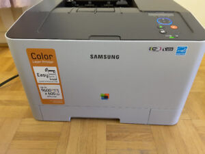 Printer Color Wireless Samsung CLP-415NW