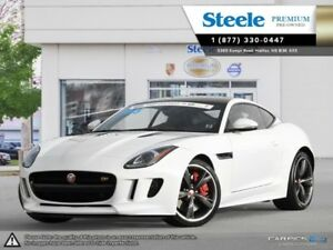 2015 Jaguar F-TYPE V6 S COUPE