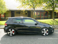 "2009 59 Volkswagen Golf 2.0 TSI GTI 210 3dr WITH TOP SPEC+18"" MONZA+LEATHER+FSH"
