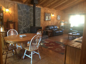 Cabin For Sale,Big Bonne Bay Pond: Accessible year round