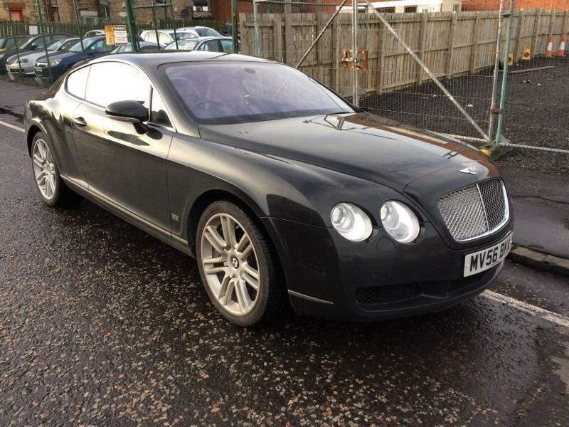 Bentley continental gt 6.0 diamond series 56 reg 1 owner excellent condition