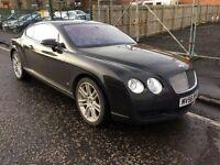 Bentley continental gt 6.0 diamond series 56 reg 1 owner excellent condition