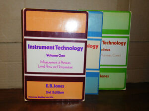 INDUSTRIAL INSTRUMENTATION TEXTBOOKS West Island Greater Montréal image 2