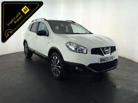 2013 63 NISSAN QASHQAI +2 IS DCI 7 SEATER 1 OWNER NISSAN HISTORY FINANCE PX