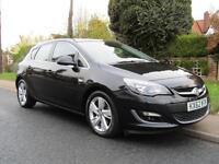 2012 Vauxhall Astra 1.7 CDTi 16V ecoFLEX SRi 130 BHP 5DR TURBO DIESEL HATCHBA...