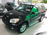 2005 Toyota RAV4 2.0 VVT-i XT3 - 2 Keys - Full Leather - Full Service