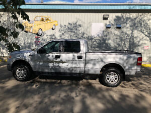 2008 Ford F-150 SuperCrew Xlt +++NICE CLEAN TRUCK+++