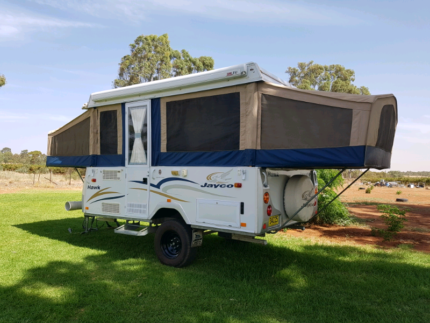 Jayco Hawk 2007 Yanco Leeton Area Preview