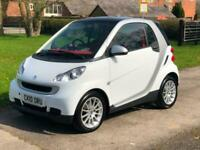2010 smart fortwo coupe Passion mhd 2dr Auto COUPE Petrol Automatic