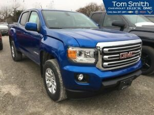 2018 GMC Canyon   SLE CONVENIENCE  HD TRAILERING PKG/HEATED SEAT