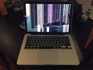 Paying Cash for all Broken Damaged Laptops MacBooks for Parts