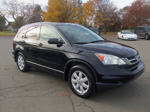 2011 HONDA CR-V 4WD !! ONLY 117,000 KMS !!