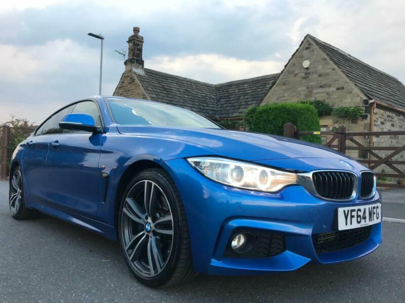 2014 64 BMW 4 SERIES 420D M SPORT GRAN COUPE S/S   in ...