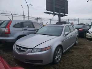2006 Acura TL for parts only