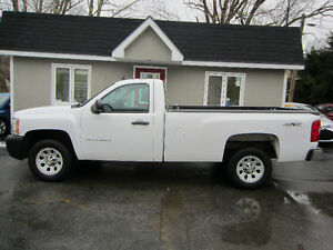 2013 Chevrolet Silverado 1500 4x4 Regular Cab