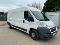 2011 Citroen Relay 2.2 HDi H2 Van 120ps PANEL VAN Diesel Manual