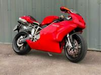 DUCATI 749 SPORTS MOTORCYCLE