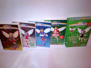 In MINT Condition our Rainbow Fairy Collection of 69 Books!