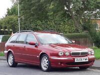 Jaguar X-TYPE 2.2D 2006MY SE, 2OWNERS,GOOD SERVICE,EXCELLENT CONDITION