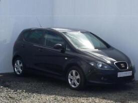 2007 07 SEAT ALTEA 1.6 REFERENCE SPORT 5D 101 BHP