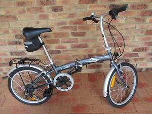 fOLDING BIKE with tool bag, little use, like new Valentine Lake Macquarie Area Preview
