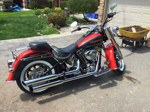 Harley-Davidson Softail Deluxe Special Edition