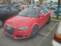 2009 Audi A3 2.0 Quattro S-Line AWD-LEATHER-SUNROOF-WARRANTY