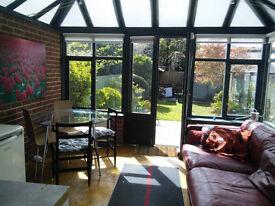 Luxury studio size room, couples or singles