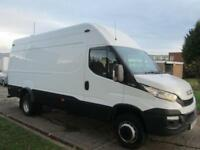 2014 64 IVECO-FORD DAILY 70C17 3.0 170 BHP EXTRA LWB TWIN WHEELER 7.0T. NEW SHAP