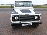 Land Rover Defender 110 Td5 County Station Wagon Estate 2.5 Manual Diesel