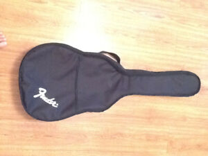 Fender acoustic guitar Gig bag