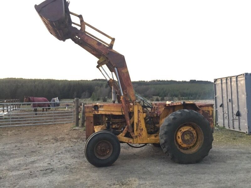 Massey Ferguson 50 Industrial  165  Tractor