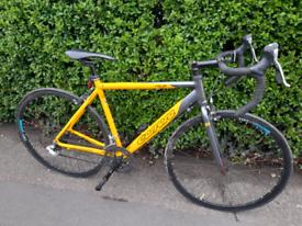 Carrera TDF Aluminum Road bike in pristine condition