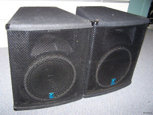 GREAT PA FOR SALE   COMPLETE WITH SPEAKERS STANDS Kitchener / Waterloo Kitchener Area image 2