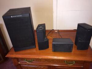 """Altec Lansing"" Computer Speaker System"