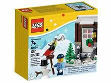 Lego Winter Fun 40124 Hornsby Hornsby Area Preview