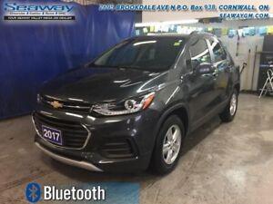 2017 Chevrolet Trax 1LT  - Bluetooth - $127.62 B/W