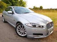 2011 Jaguar XF 3.0d V6 Premium Luxury 4dr Auto 1 Owner! Full Jaguar SH! 4 do...