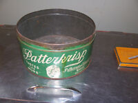 Antique Chocolates Tin