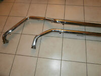 1 set of pipes VANCE&NINES # D660RC do not know for what bike th