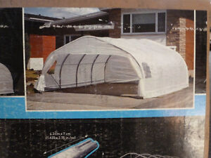 storage shelter ( tent ) new 18x20